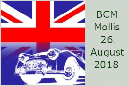 British CarMeeting in Mollis (CH) 2018